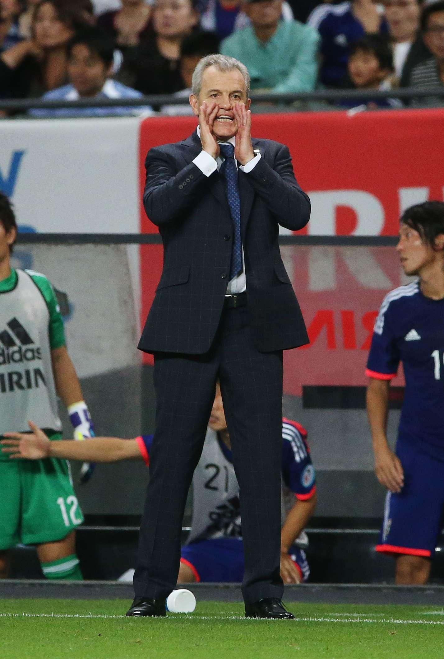 Javier Aguirre, director mexicano que se encuentra encargado de la Selección de Japón. Foto: Getty Images