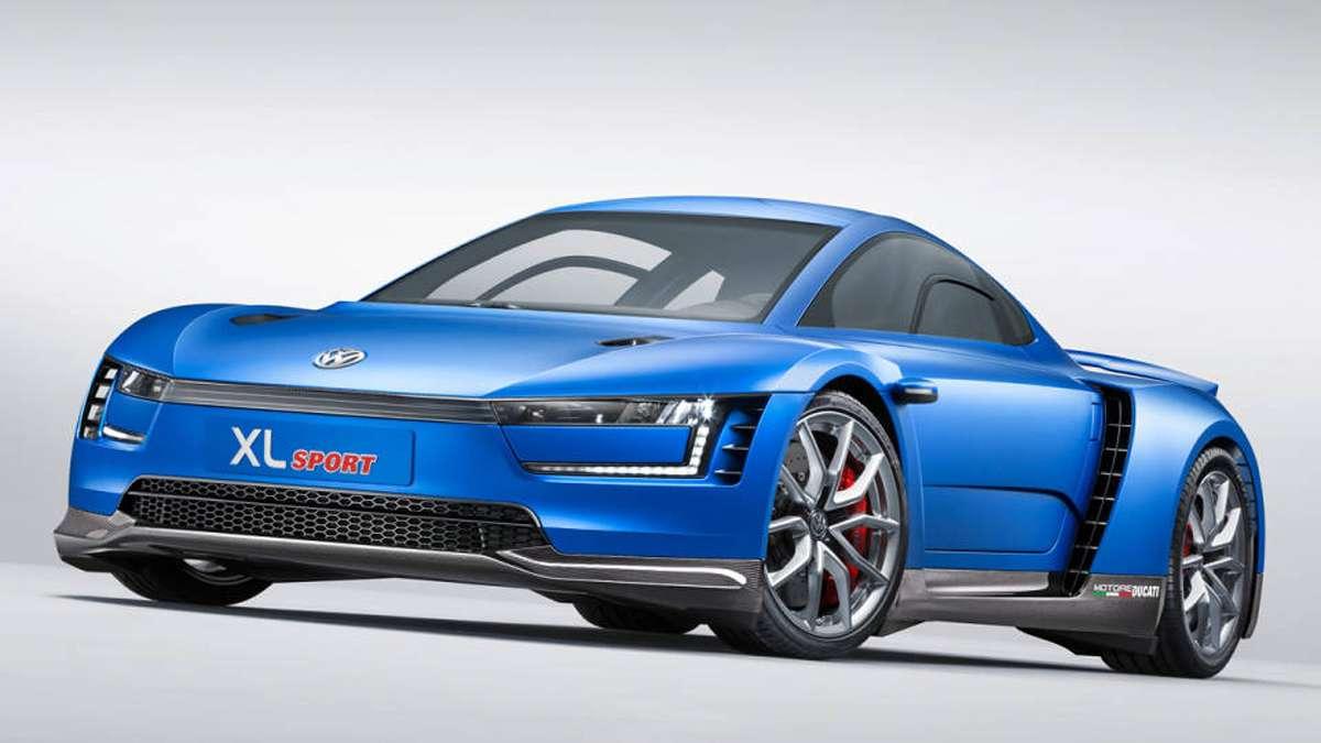 Volkswagen XL Sport Foto: Volkswagen