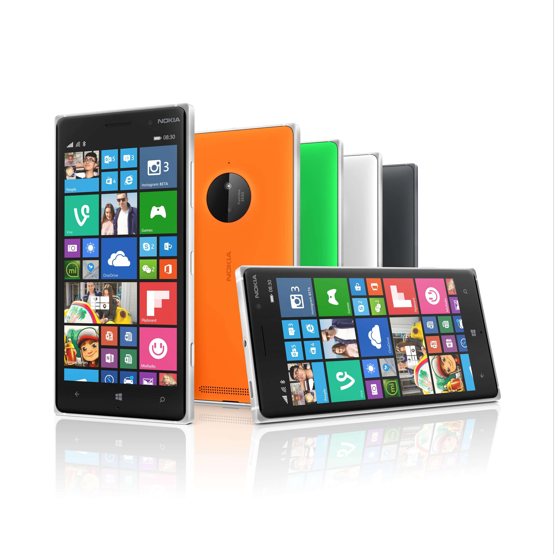 Lumia 830 Foto: Microsoft/Divulgação