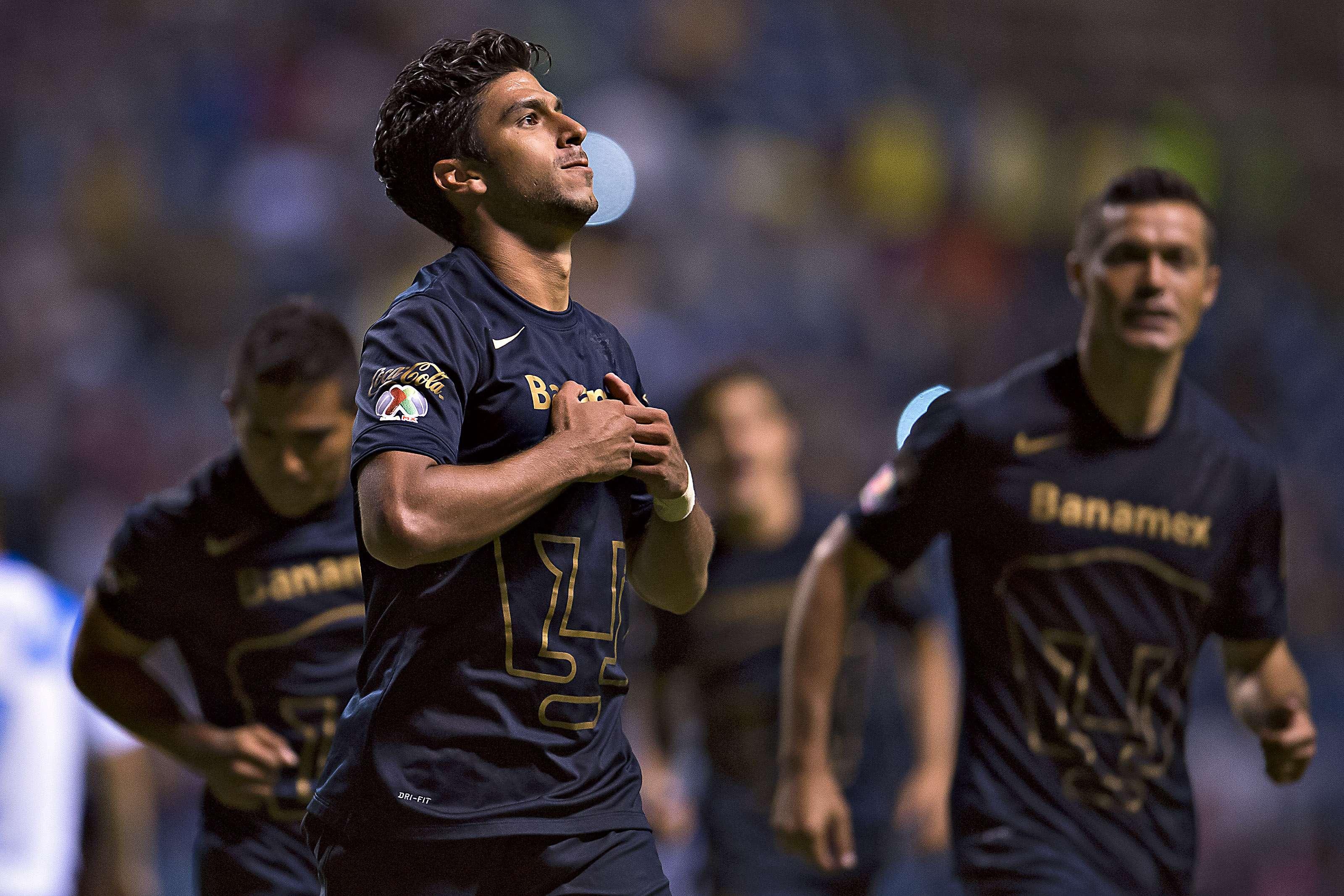 Eduardo Herrera fue la figura con su doblete. Foto: Mexsport