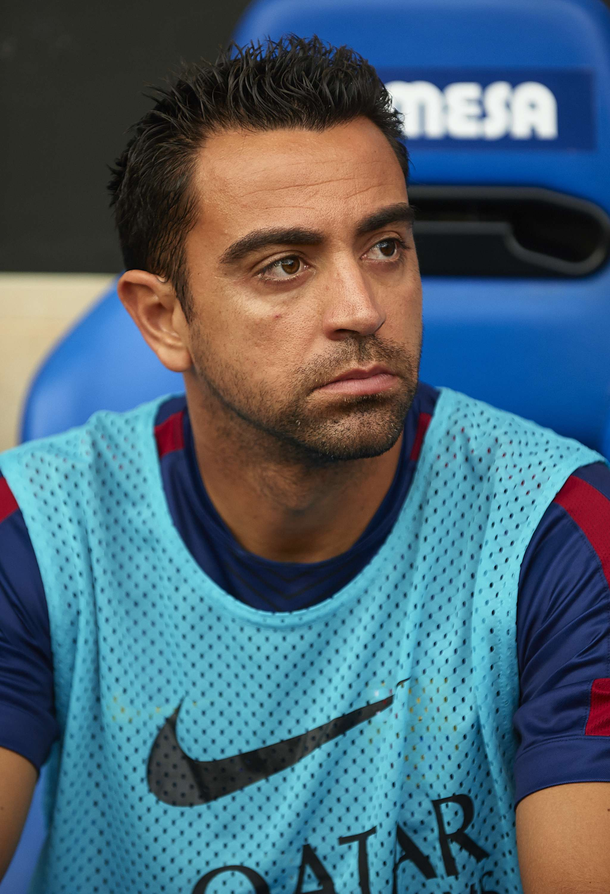 Xavi. Foto: Getty Images