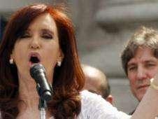 Cristina Fernández Foto: BBC Mundo/Copyright