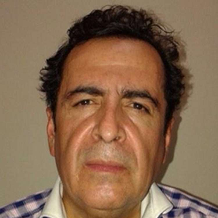 Héctor Beltrán Leyva alias 'El H' o el 'Ingeniero', máximo líder de la organización Beltrán Leyva se hacía pasar por un empresario dedicado a los bienes raíces y la compra y venta de arte. Foto: @PGR_AIC