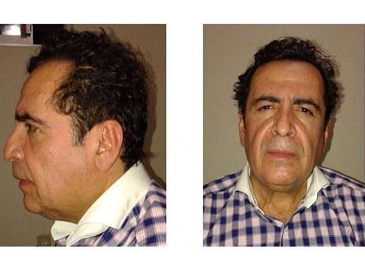 "PGR confirma captura del capo Héctor Beltrán Leyva, ""El H"" Foto: PGR"
