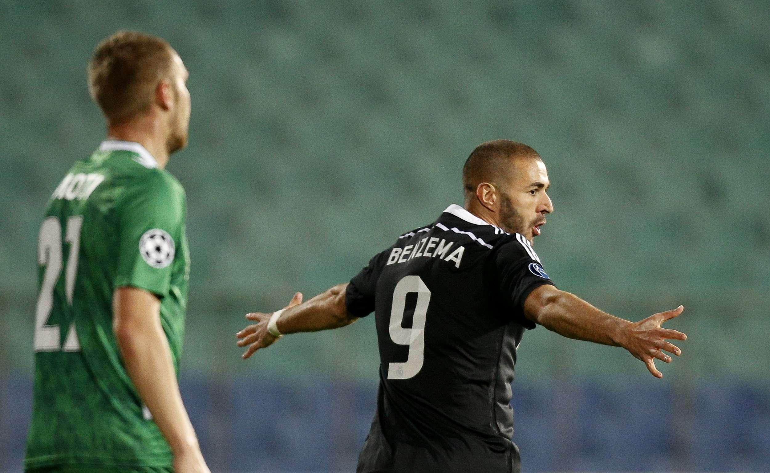 Benzema. Foto: Reuters en español