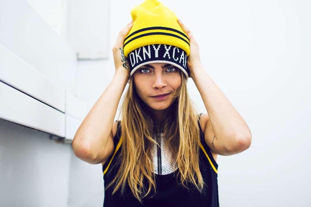 Foto: Cara DKNY