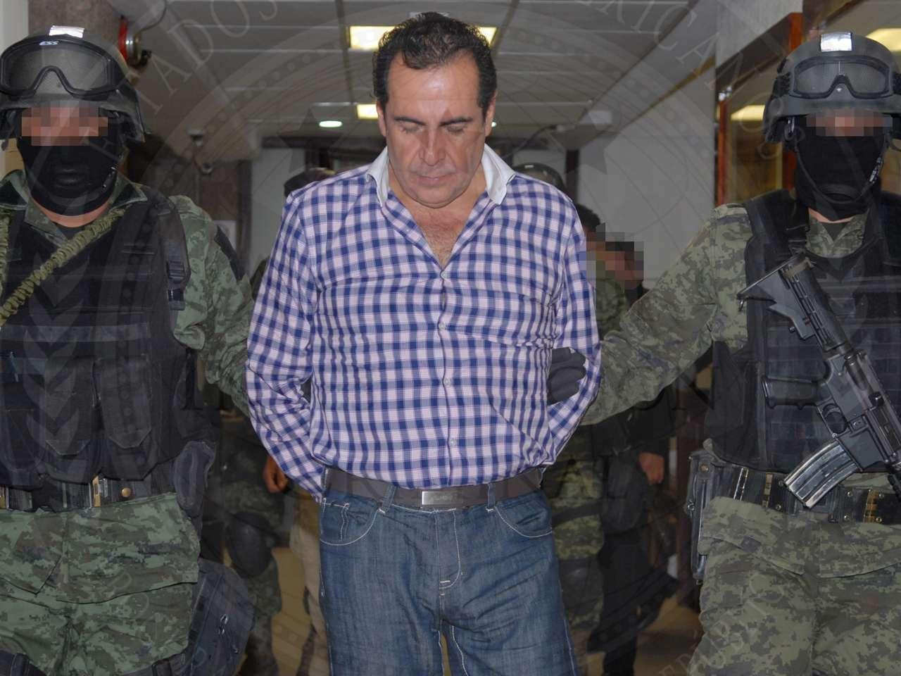 Héctor Beltrán Leyva coordinaba una red de narcotráfico que se extiende desde Sudamérica hasta Estados Unidos y Europa Foto: PGR