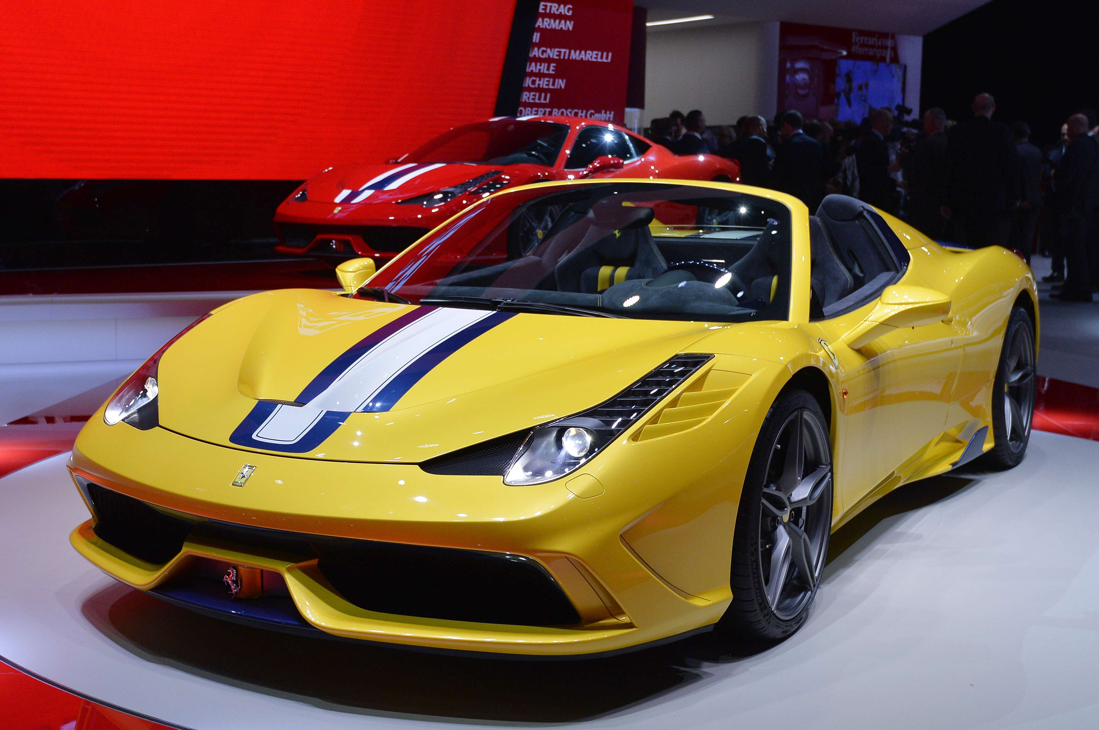 Ferrari 458 M Foto: AFP