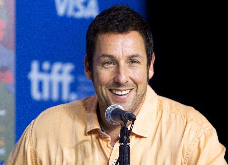 "Actor Adam Sandler attends a news conference to promote the film ""Men, Women & Children"" at the Toronto International Film Festival (TIFF) in Toronto, September 6, 2014. Foto: Fred Thornhill/Reuters"