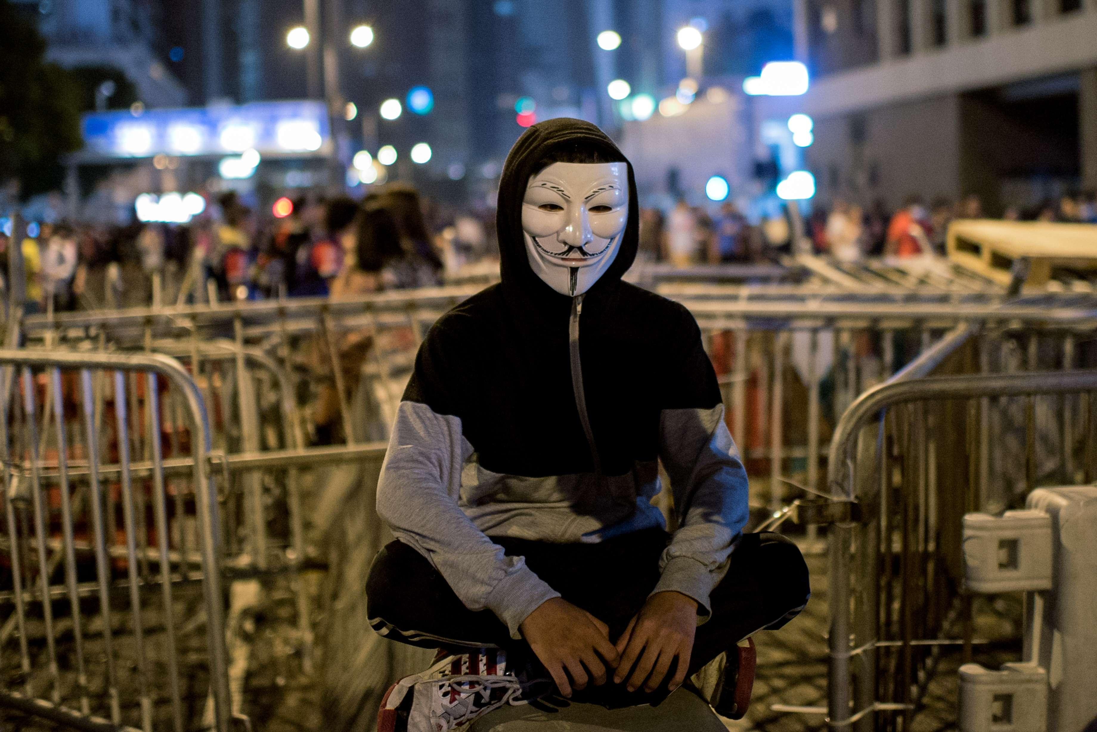 Fotos del 1 de octubre Foto: ALEX OGLE/AFP