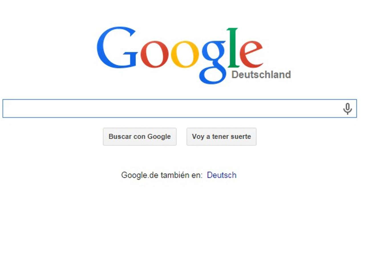 La amputación de los resultados de búsqueda entrará en vigor el 9 de octubre Foto: Especial/Imagen tomada de Google