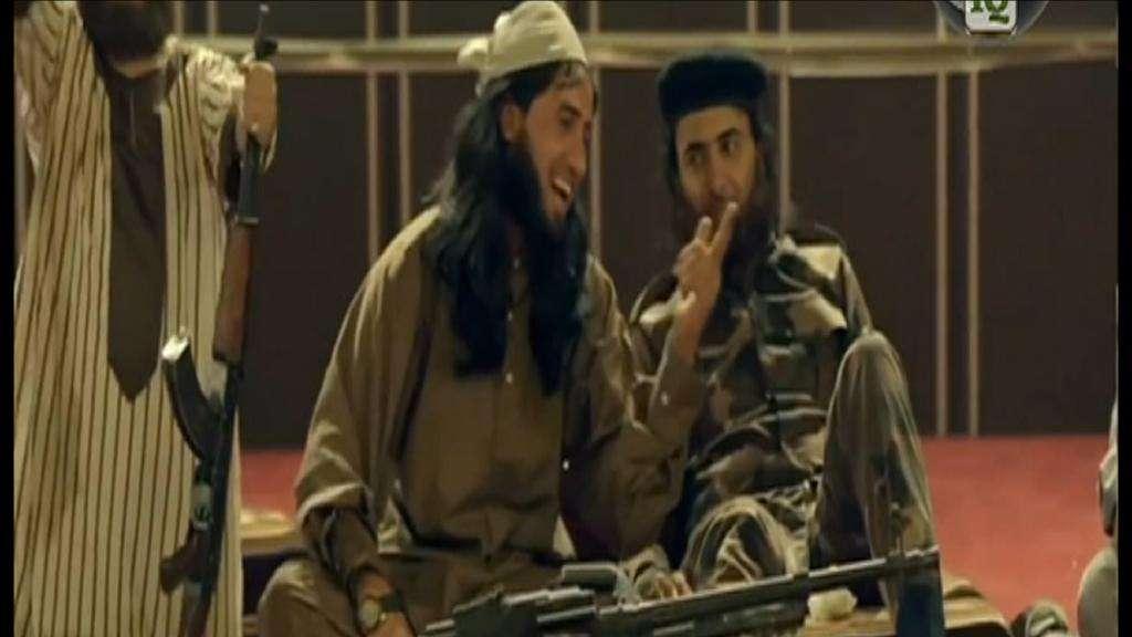Série mostra um país problemático governado por militantes do grupo Foto: BBCBrasil.com
