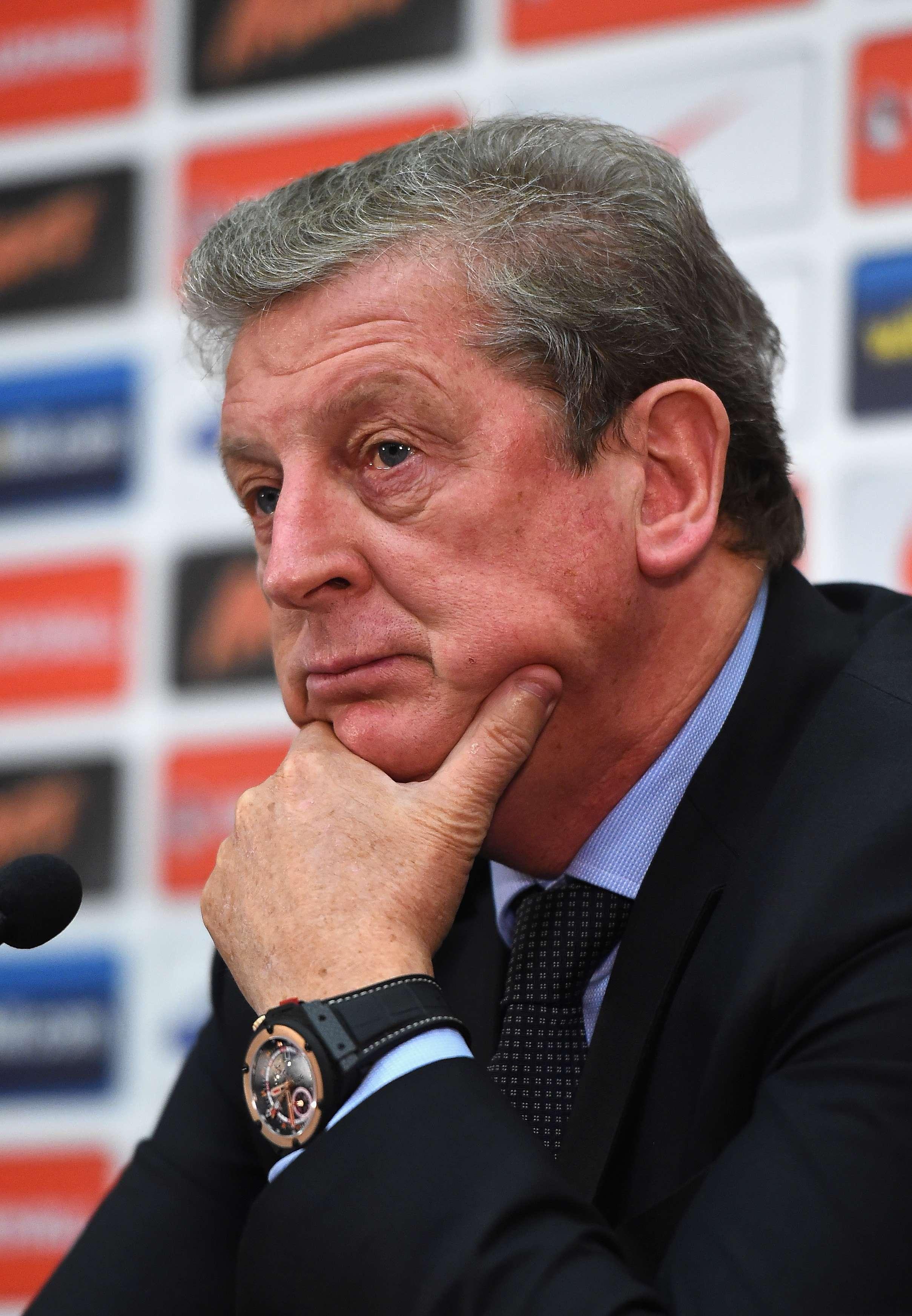 Roy Hodgson ya dio a sus convocados. Foto: Getty Images