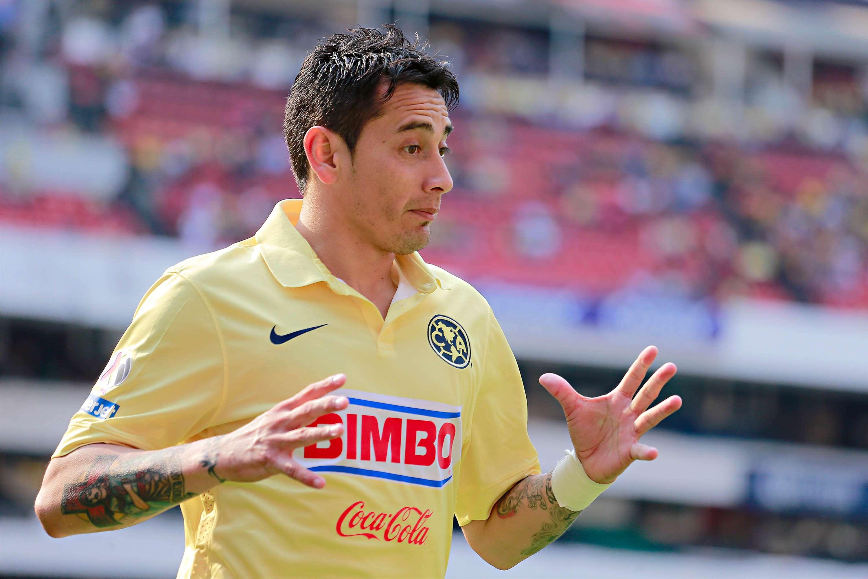 Rubens Sambueza suma un gol con América en el Apertura 2014. Foto: Imago7