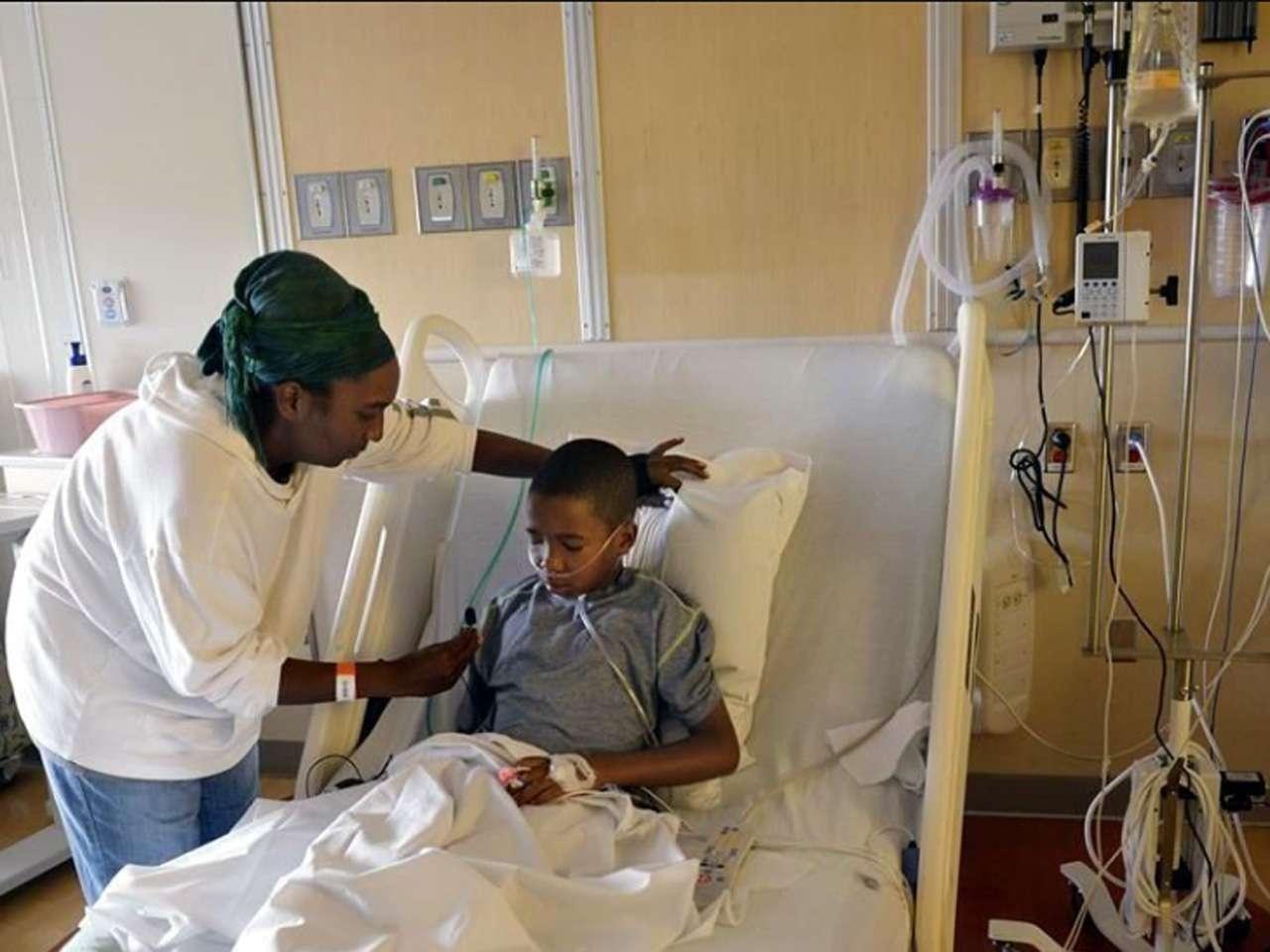 Los nueve niños en Colorado tenían problemas respiratorios y luego desarrollaron problemas neurológicos, anunciaron los Centros para el Control y Prevención de Enfermedades Foto: AP en español