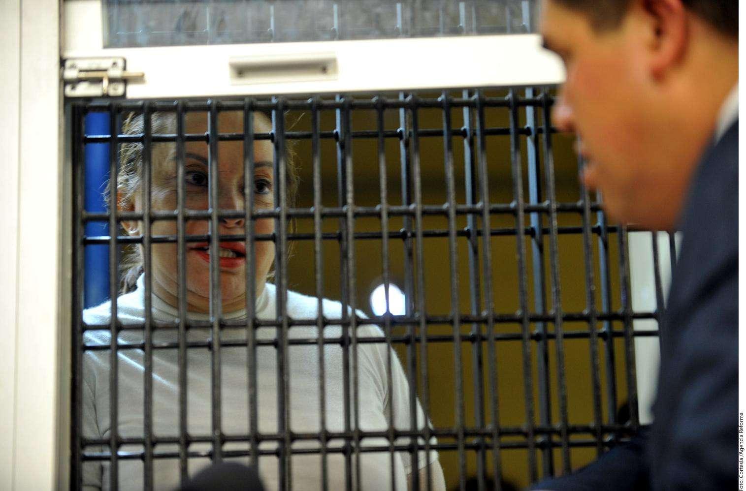 Elba Esther Gordillo Foto: Agencia Reforma