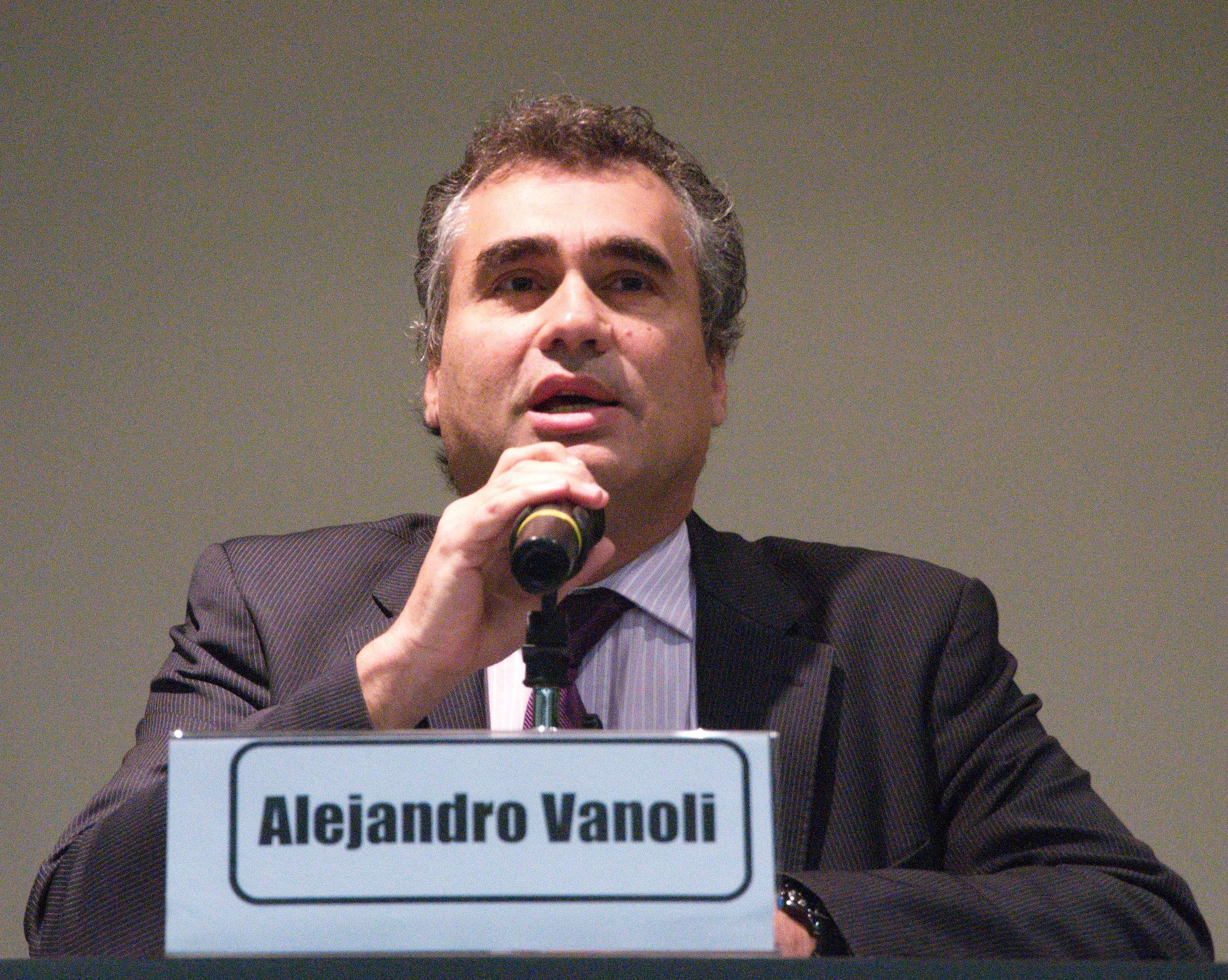 El flamante jefe del BCRA, Alejandro Vanoli Foto: NA