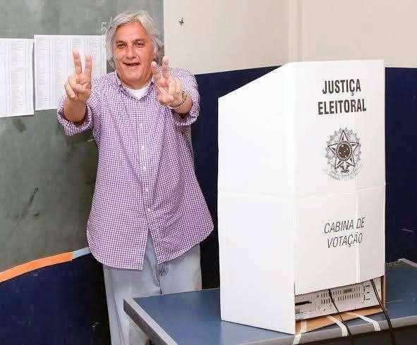 O senador Delcídio do Amaral concorre ao governo de Mato Grosso do Sul pelo PT Foto: Ascom do candidato/Divulgação