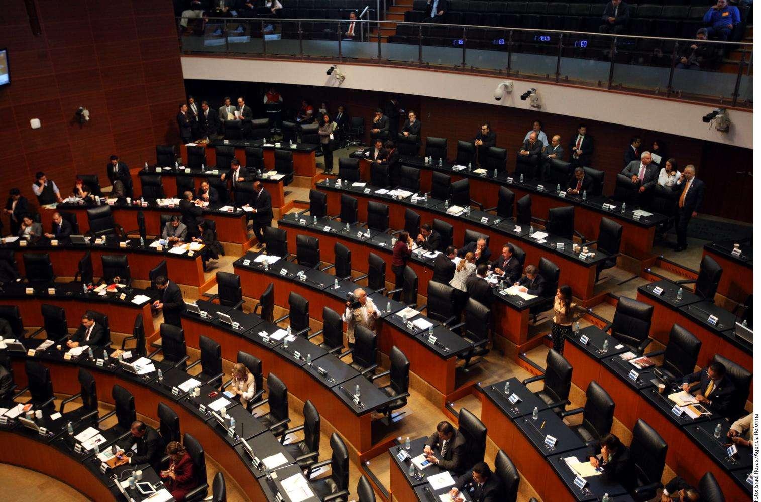 Senado Foto: Agencia Reforma