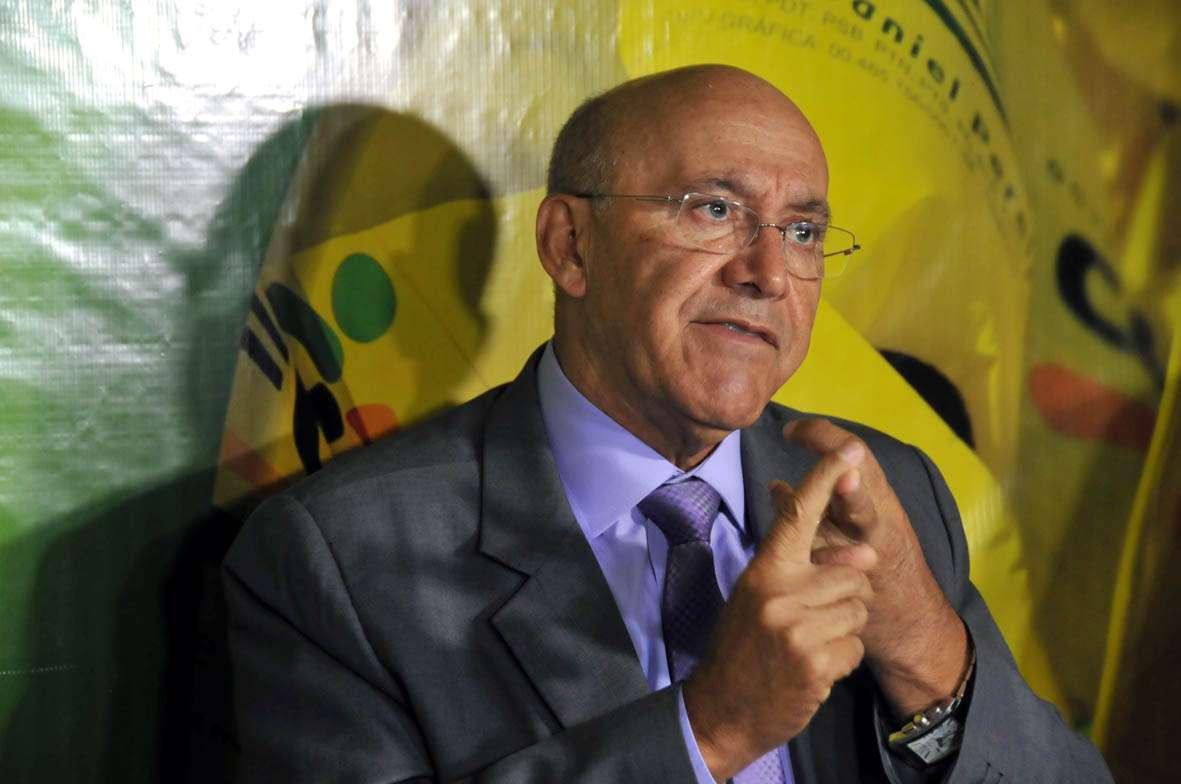 Confúcio Moura recebeu 35,86% dos votos no primeiro turno Foto: Ascom do candidato/Divulgação