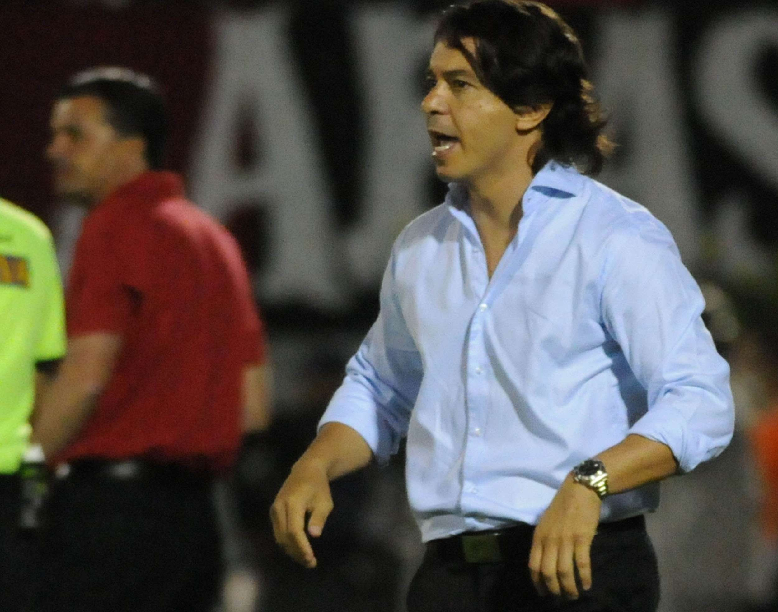 River no brilló, pero le ganó 1 a 0 a Newell´s con gol de Ramiro Funes Mori de cabeza. El equipo de Marcelo Gallardo le lleva cuatro puntos a su escolta. Foto: Agencias