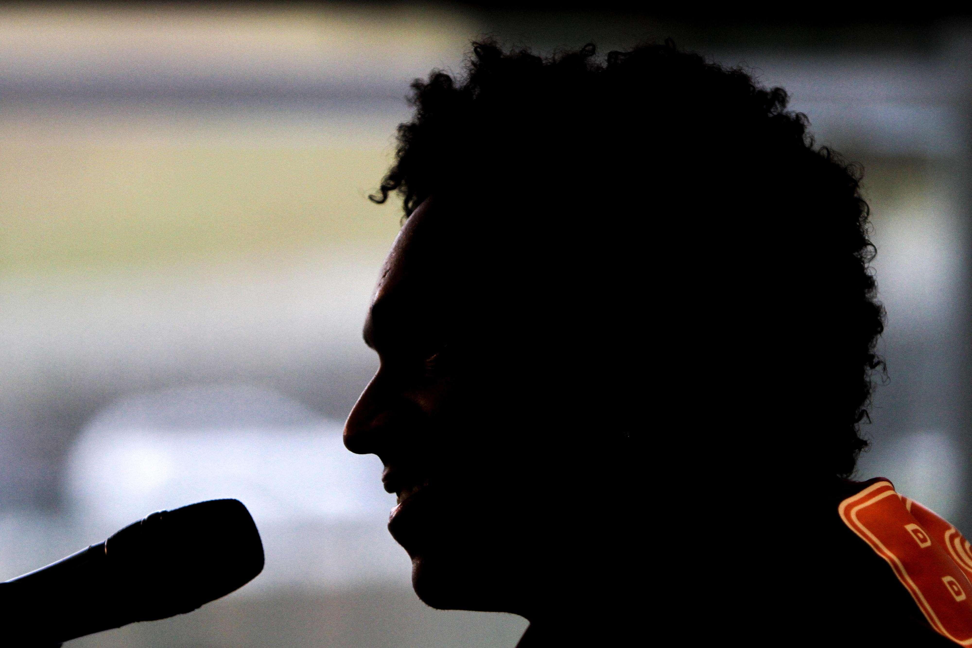 Jô vive momento apagado no Atlético-MG Foto: Bruno Cantini/Divulgação