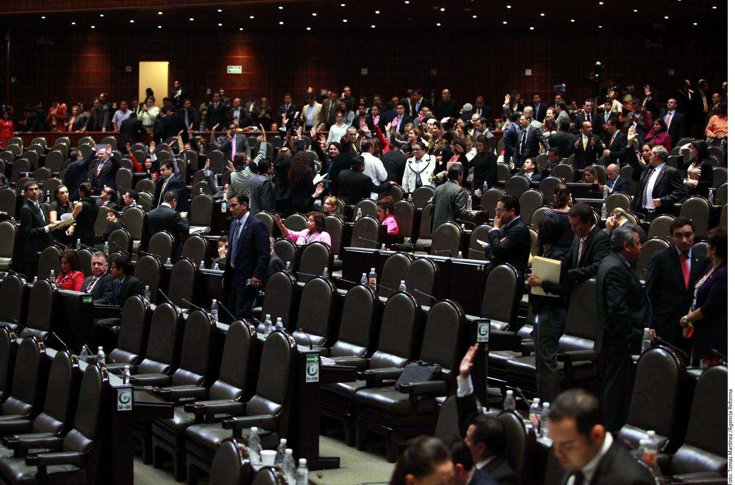 Cámara de Diputados Foto: Agencia Reforma
