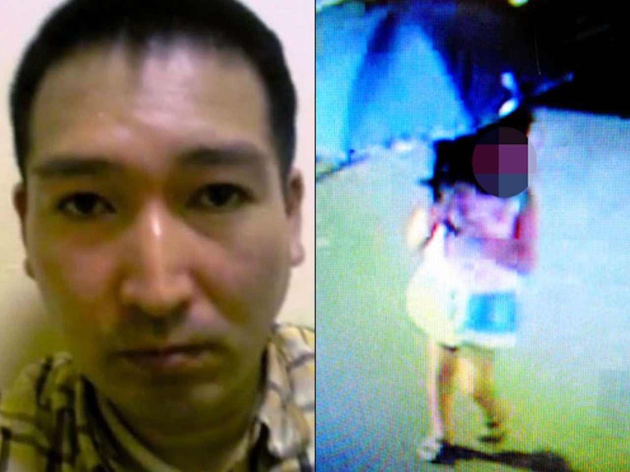 Según la agencia Kyodo, el sospechoso ha guardado hasta el momento silencio en los interrogatorios al ser cuestionado por la niña Foto: YouTube/Especial