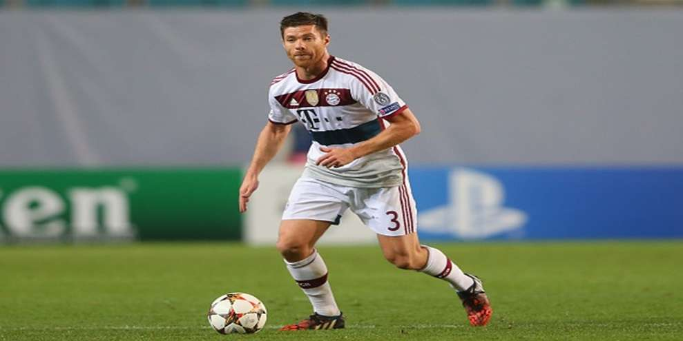 Xabi Alonso Foto: Getty Images