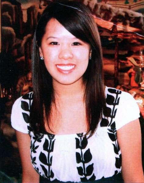 Nina Pham, de 26 años, la primera persona en contraer el ébola dentro de Estados Unidos. Foto: AP en español