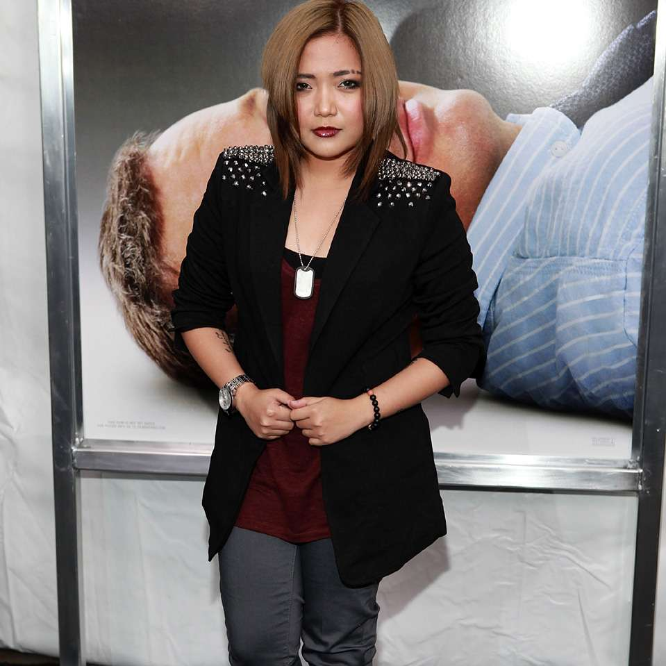 Charice Pempengco Foto: Getty Images