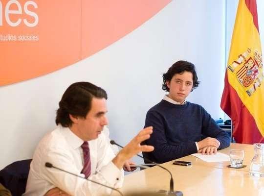 Francisco Nicolás y Aznar. Foto: Facebook