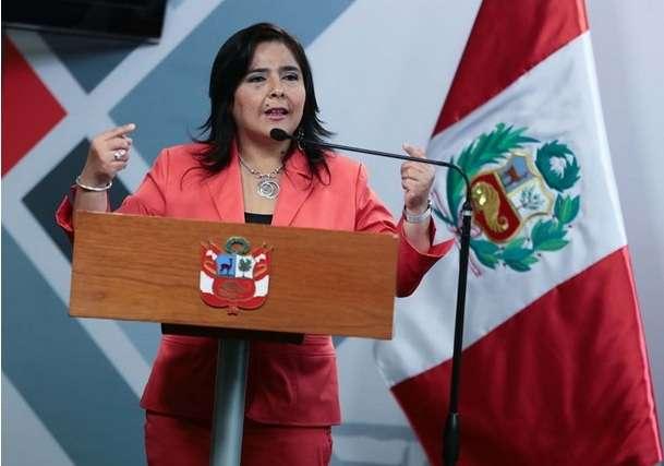 Ana Jara pidió que la comisión investigadora no se politice. Foto: Andina