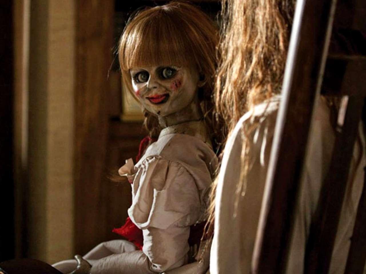 Muñecas diabólicas y juguetes satánicos del cine y la TV - 'Annabelle' ('The Conjuring'). Foto: Warner Bros. Pictures