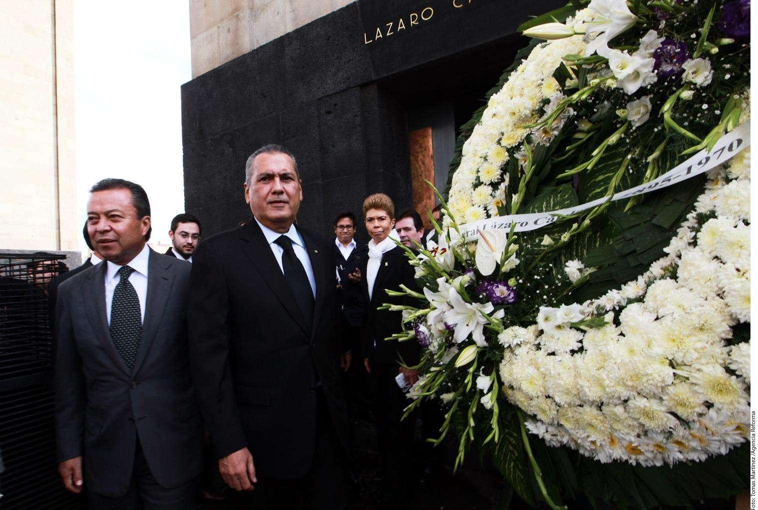 Aniversario Plutarco Elías Calles Foto: Agencia Reforma