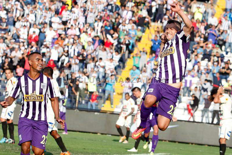 Gabriel Costa sumó su sexto tanto en el Descentralizado, en el que es el goleador de Alianza Lima. Foto: Facebook Alianza Lima