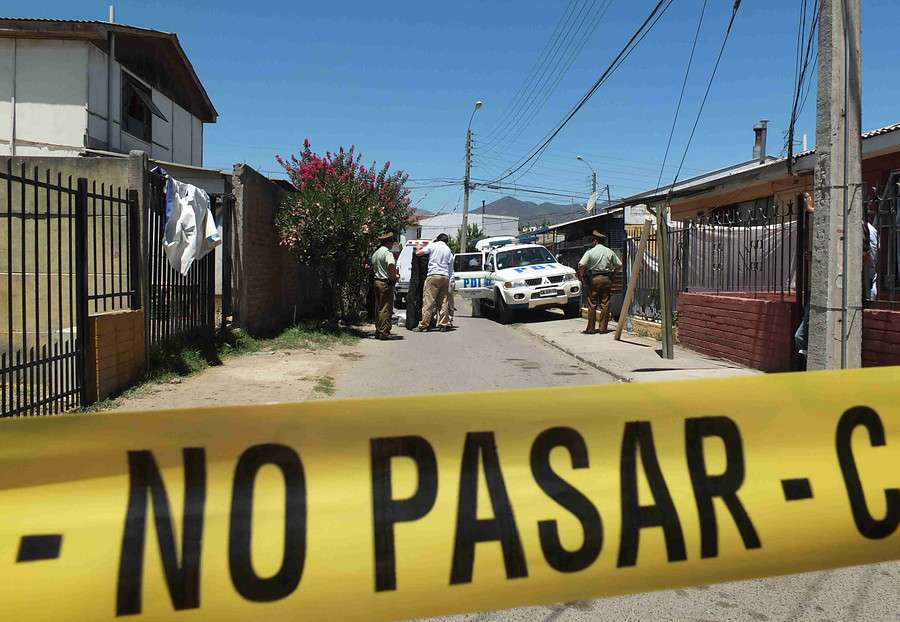 El homicidio ocurrió el sábado. Foto: Agencia UNO