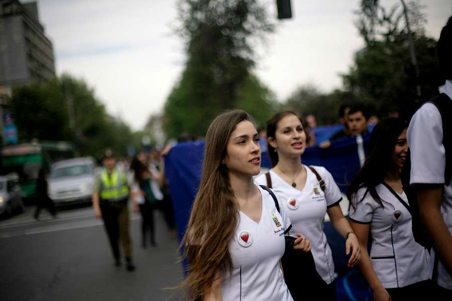 Universitarios no lo ven como inversión Foto: Agencia UNO