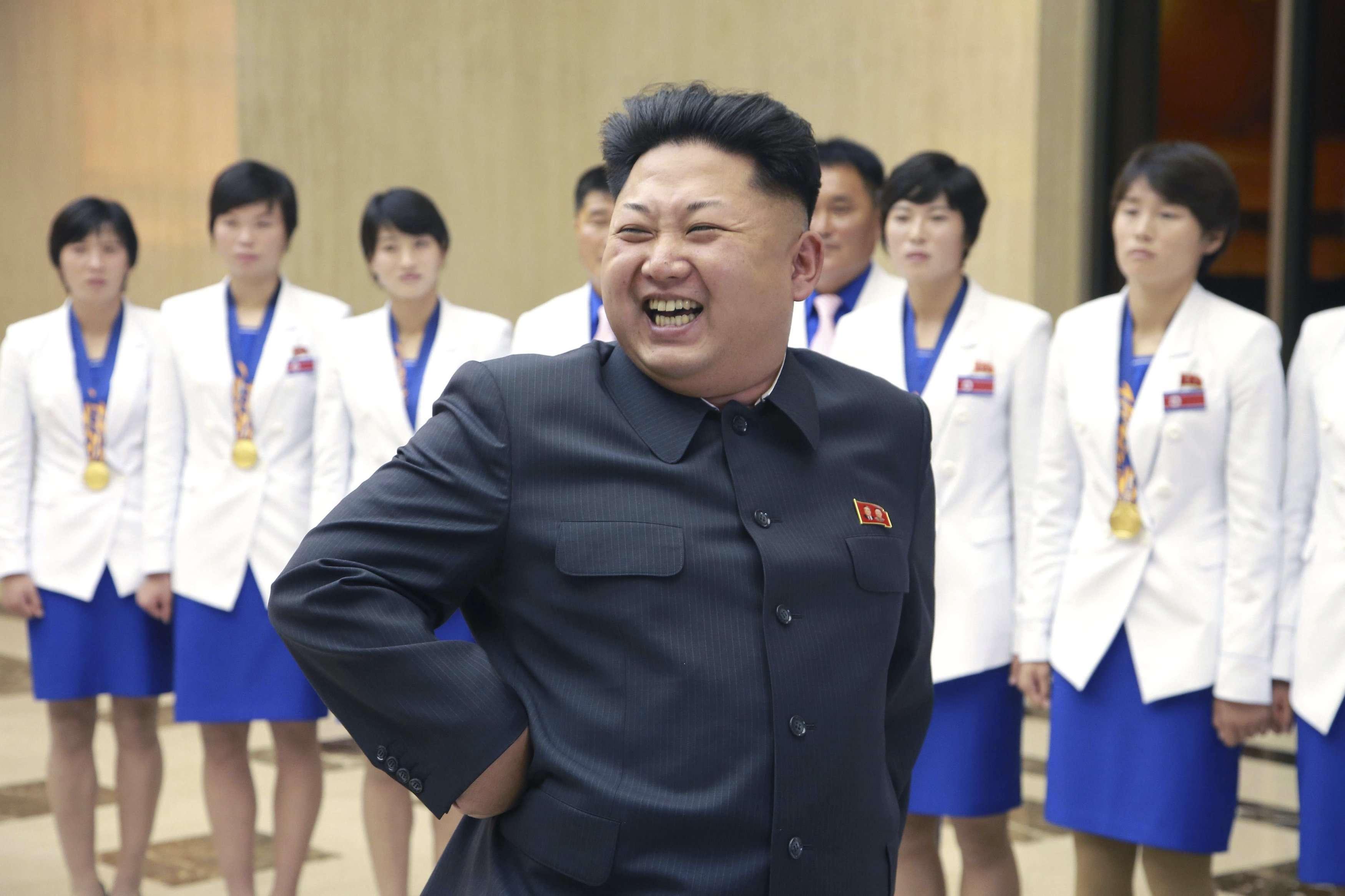 Foto: KCNA/Reuters