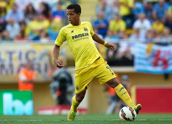Giovani empieza a levantar su nivel con el Villarreal tras salir de una lesión. Foto: Getty Images