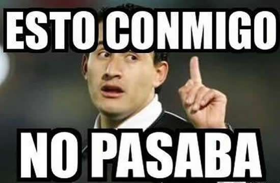 Los hinchas de Colo Colo no esperaron para molestar a sus pares de Universidad de Chile tras la victoria por 2-0 en el Superclásico. Foto: Reproducción Internet