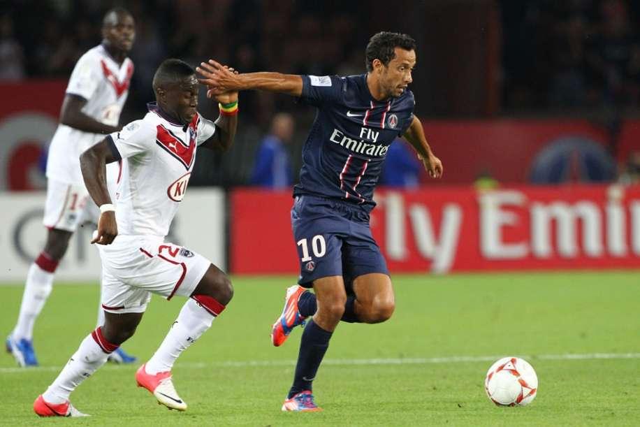 Pelo Monaco, antes da chegada ao PSG, onde se destacou Foto: Divulgação AS Monaco FC