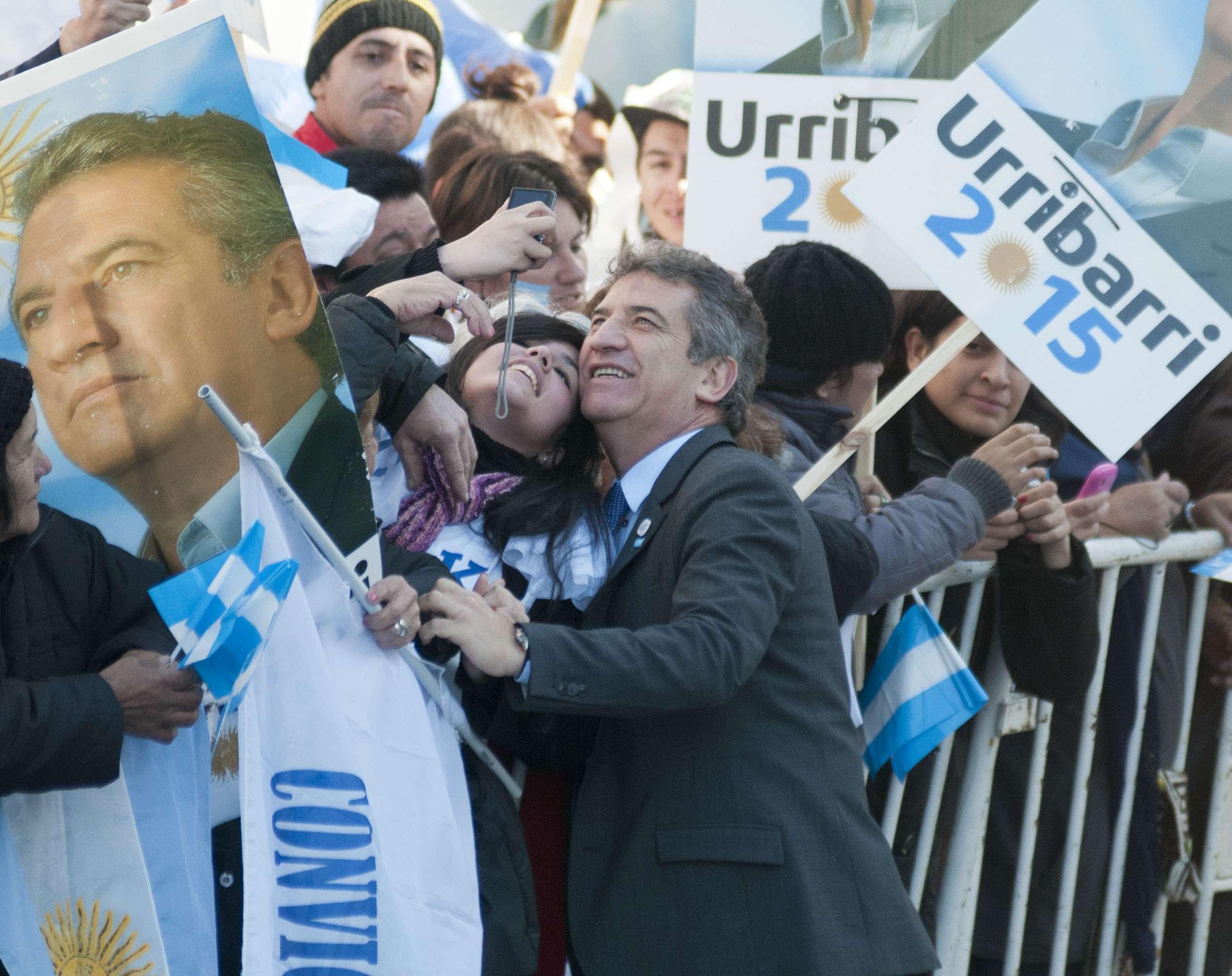 El precandidato presidencial del Frente para la Victoria Sergio Urribarri Foto: NA