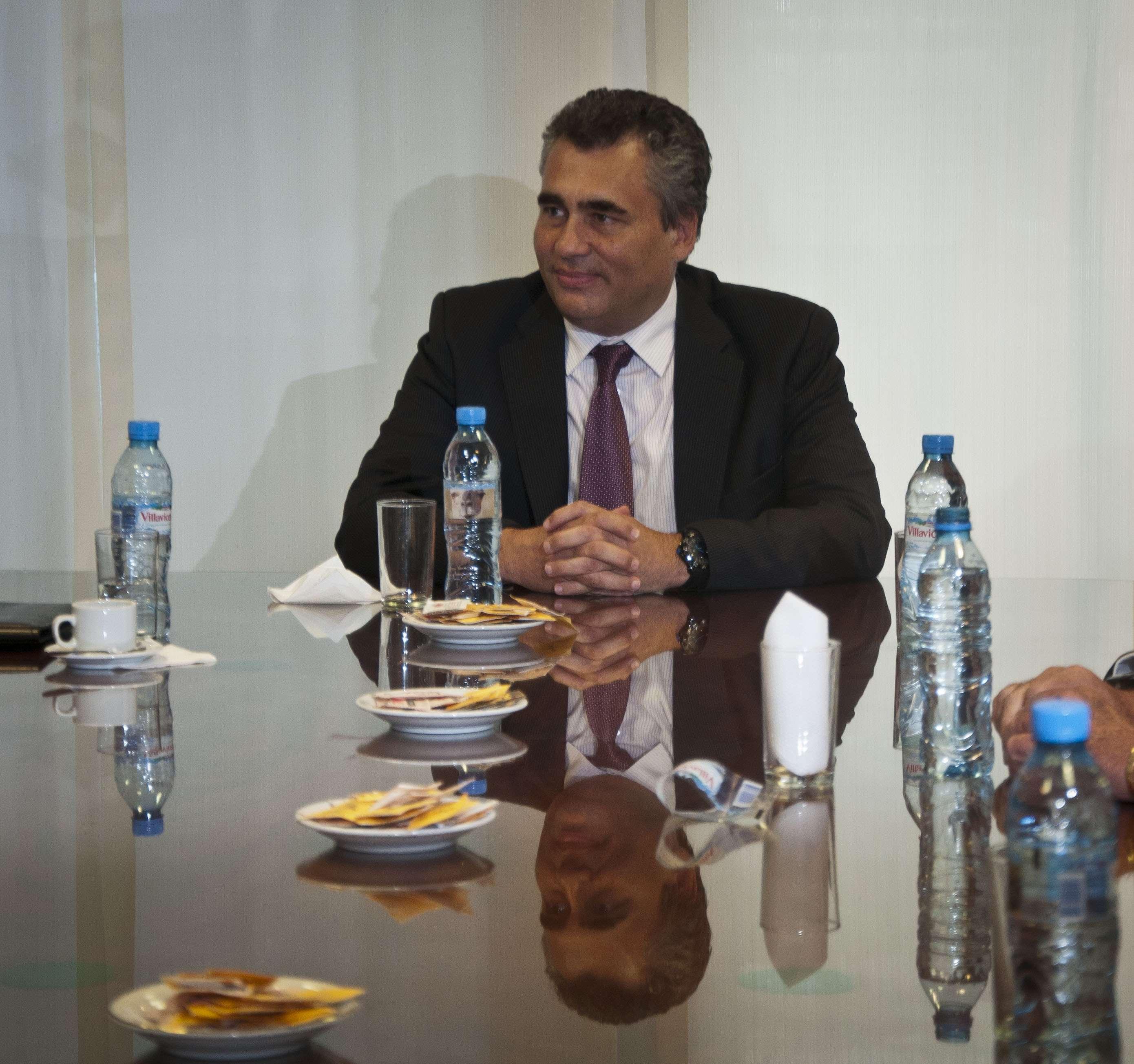 Alejandro Vanoli, titular del Banco Central de Argentina Foto: Agencias