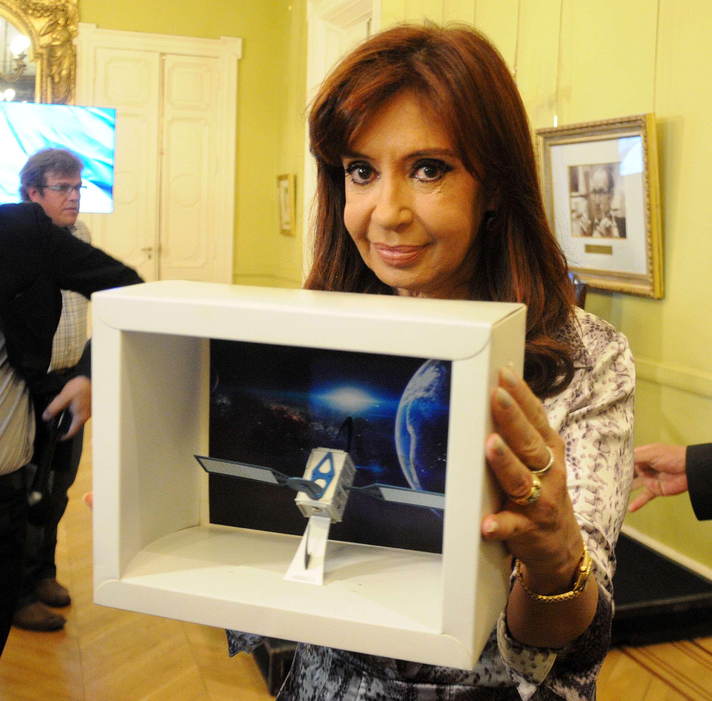 La presidenta Cristina Kirchner Foto: NA
