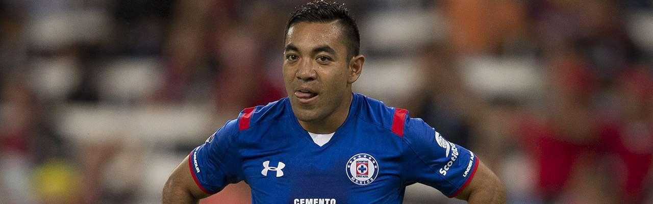 Marco Fabián. Foto: Mexsport