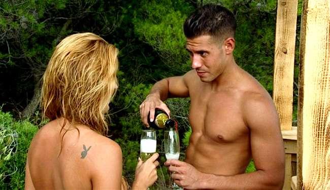 Adán y Eva. Foto: VERTELE
