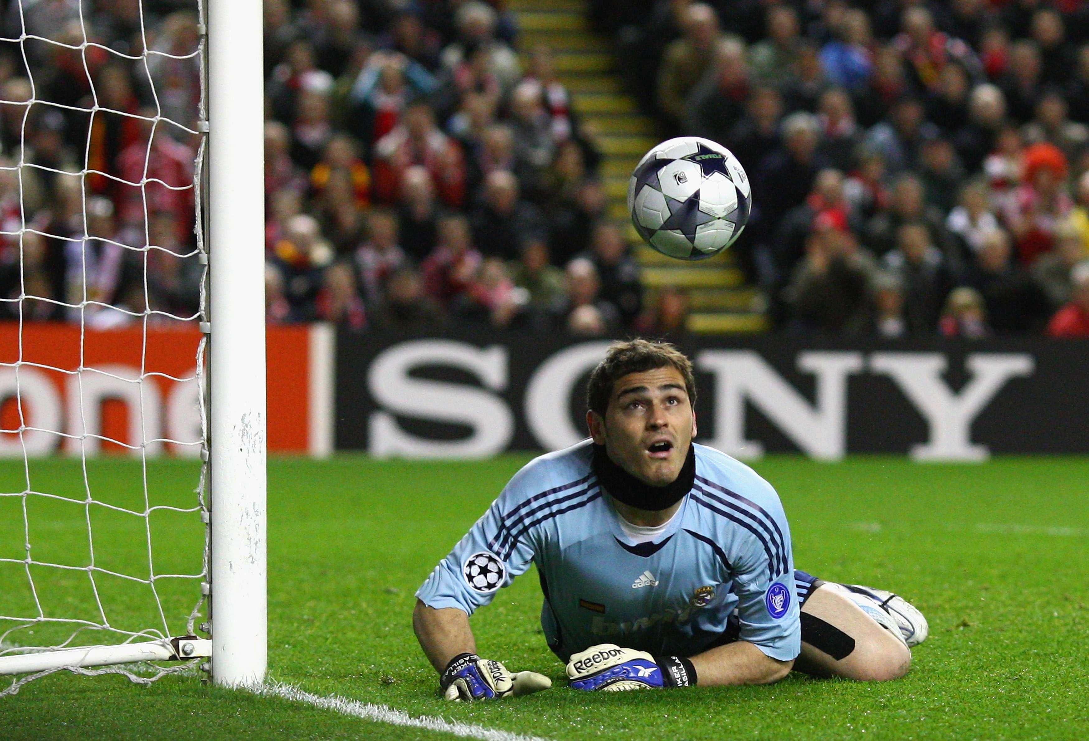 Encuentro entre el Real Madrid y el Liverpool. Foto: Getty Images