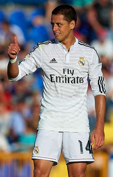 Hernández ha marcado tres goles en 142 minutos con el Madrid Foto: Getty Images