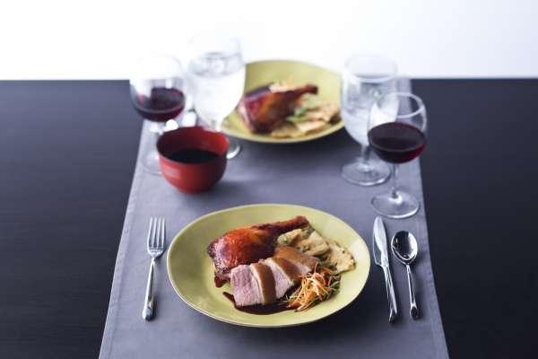 A gastronomia, que já era destaque, ganhou novos sabores Foto: Royal Caribbean International/Divulgação